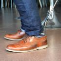Chausse pied chromé