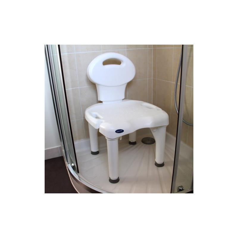 Chaise de douche réglable I-Fit - Invacare