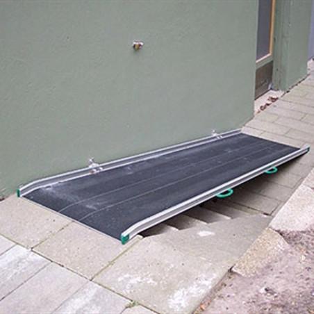Rampe d'accès large Stepless