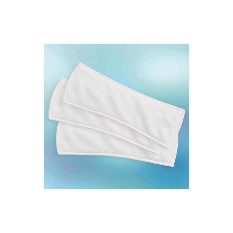 Lot de 3 protections absorbantes légères