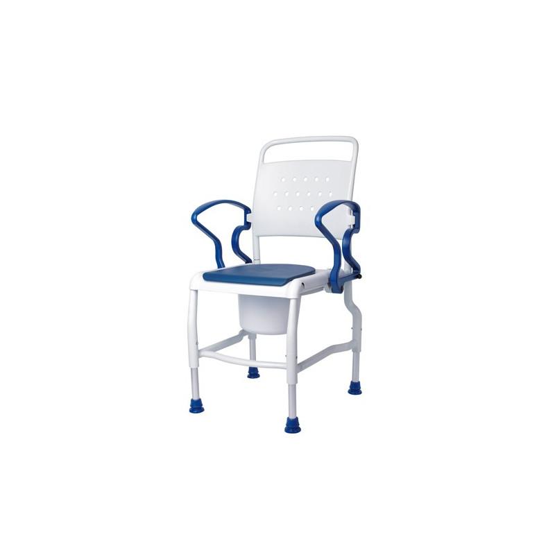 Chaise de douche-toilette KIEL