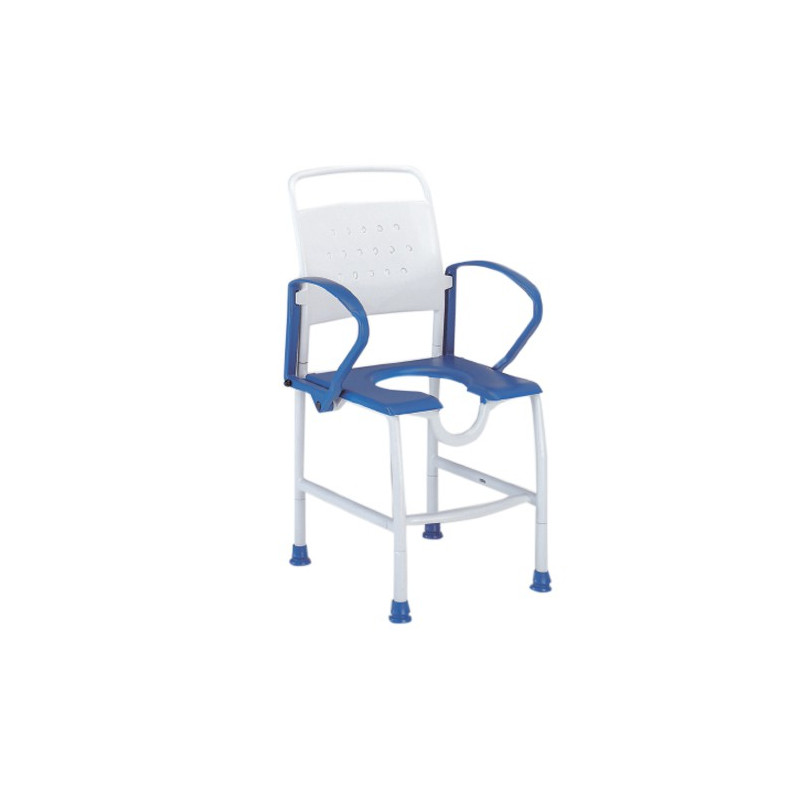 Chaise de douche-toilette ZICKAU