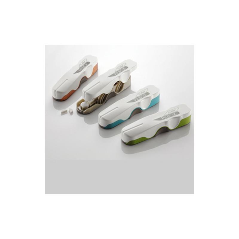 Pilulier coupe-comprimé Pilbox Cutter