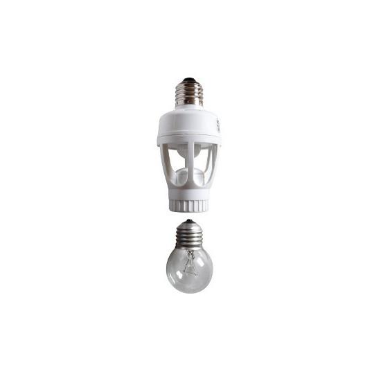 Ampoule à détection de mouvement