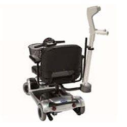 Porte-cannes pour scooter pour handicapé Colibri