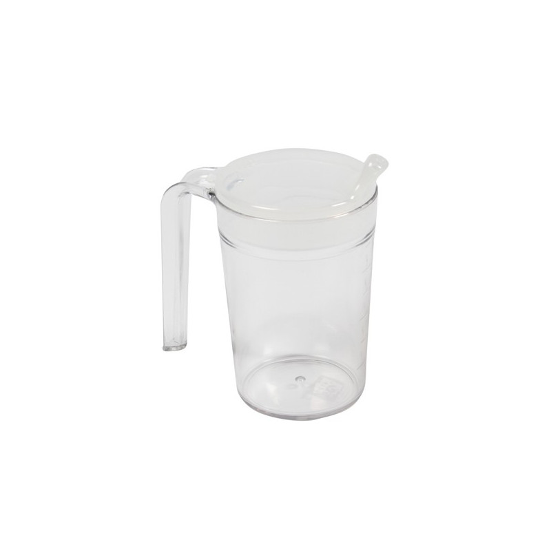 Gobelet en polycarbonate transparent 40 cl