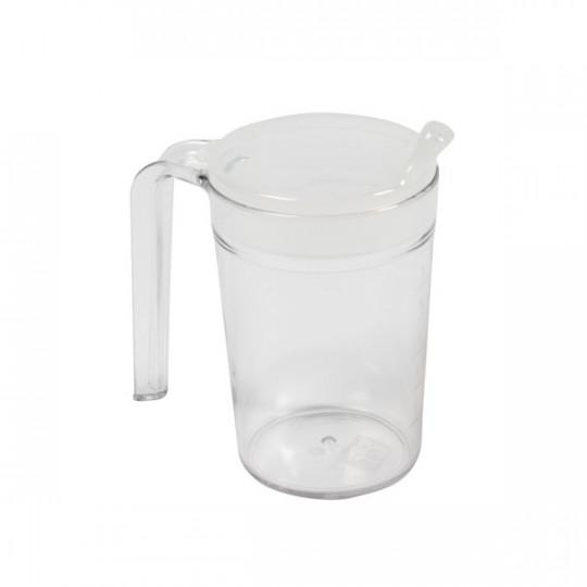 Gobelet en polycarbonate transparent 40 cl
