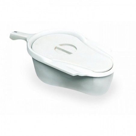 Pot de toilette avec couvercle gamme océan