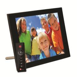 Cadre Photo Numérique Pix-Star FotoConnect XD 10,4 pouces WiFi avec adresse Email et Web Radio