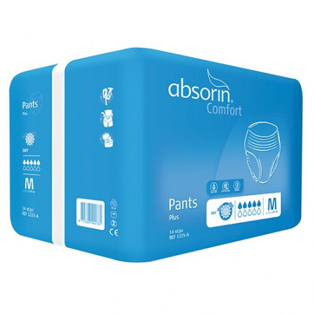 Absorin Pants Plus - M