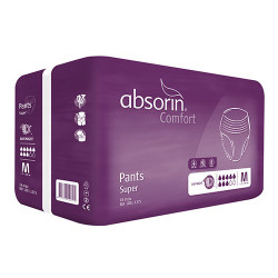 Absorin Pants Super - M