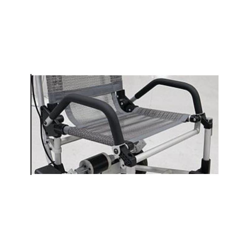 Accoudoirs pour fauteuil roulant électrique Zinger