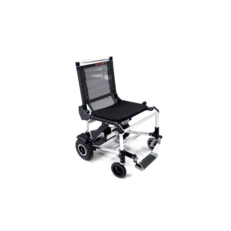 Ceinture de sécurité pour fauteuil roulant électrique Zinger