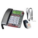 Téléphone alarme PowerTel 50 plus - Amplicomms