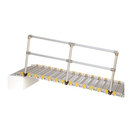 Rampe d'accès enroulable Roll-a-ramp