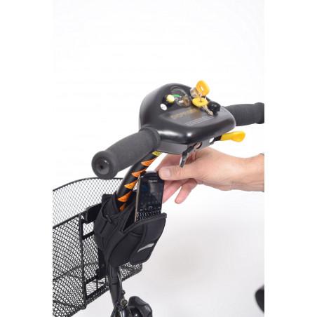 Support de téléphone pour scooter éléctrique