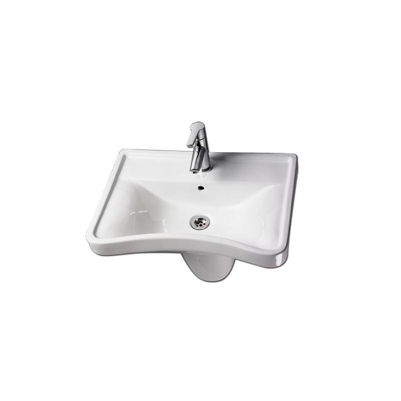 Lavabo ergonomique PMR