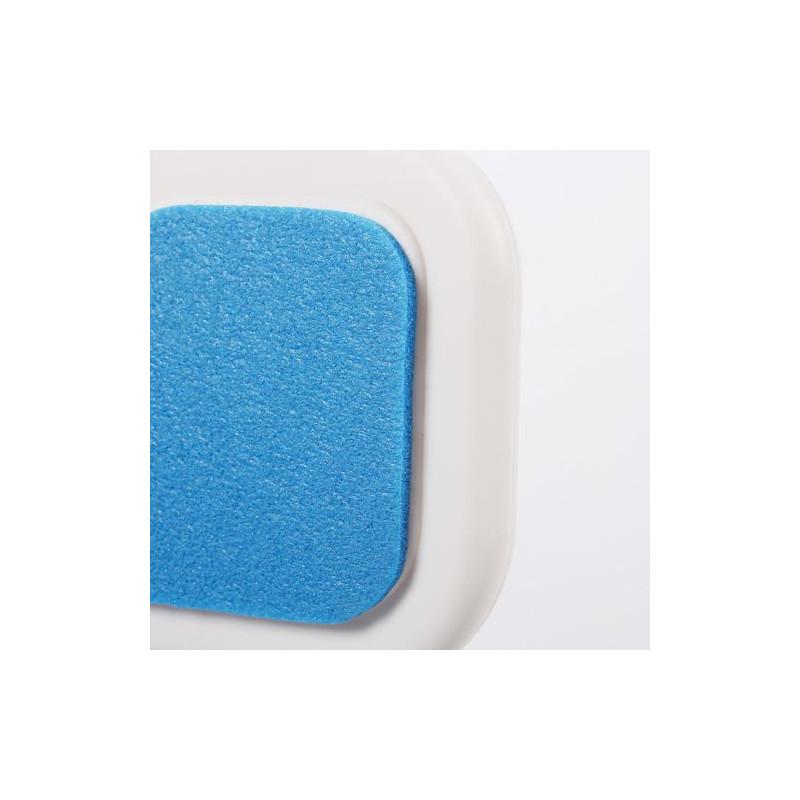 Tabouret de douche pliant blue line