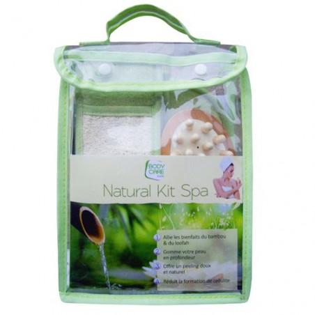 Kit de toilette bien-être Natural Spa