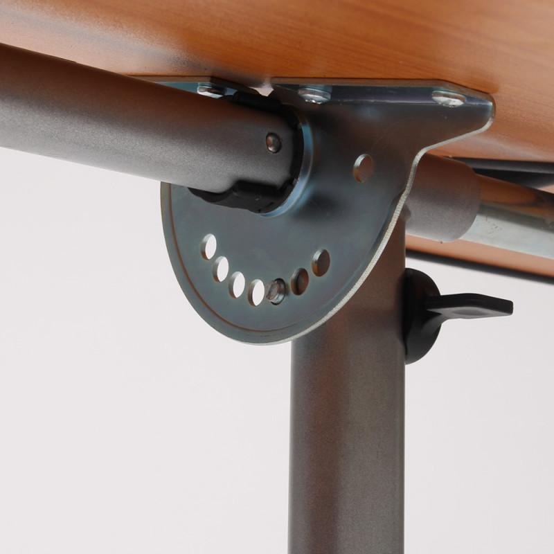 Table de lit sur roulettes VERA