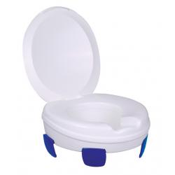 Rehausseur WC avec couvercle Clipper III