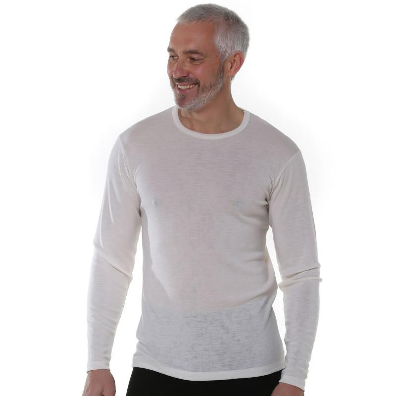 Tee-shirt manches longues mixte confort thermique Benefactor