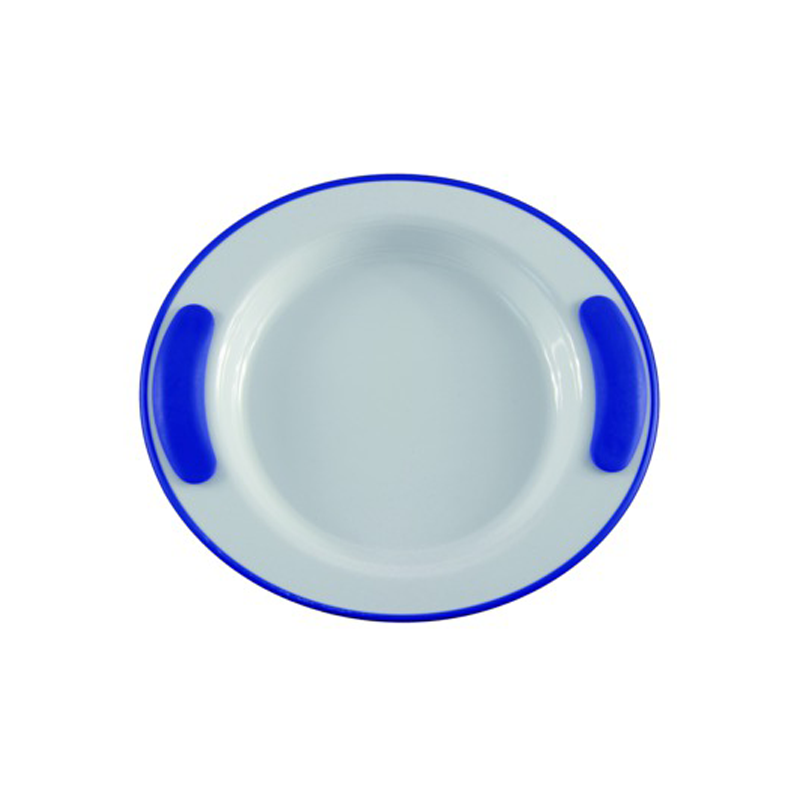 Assiette isotherme Ornamin