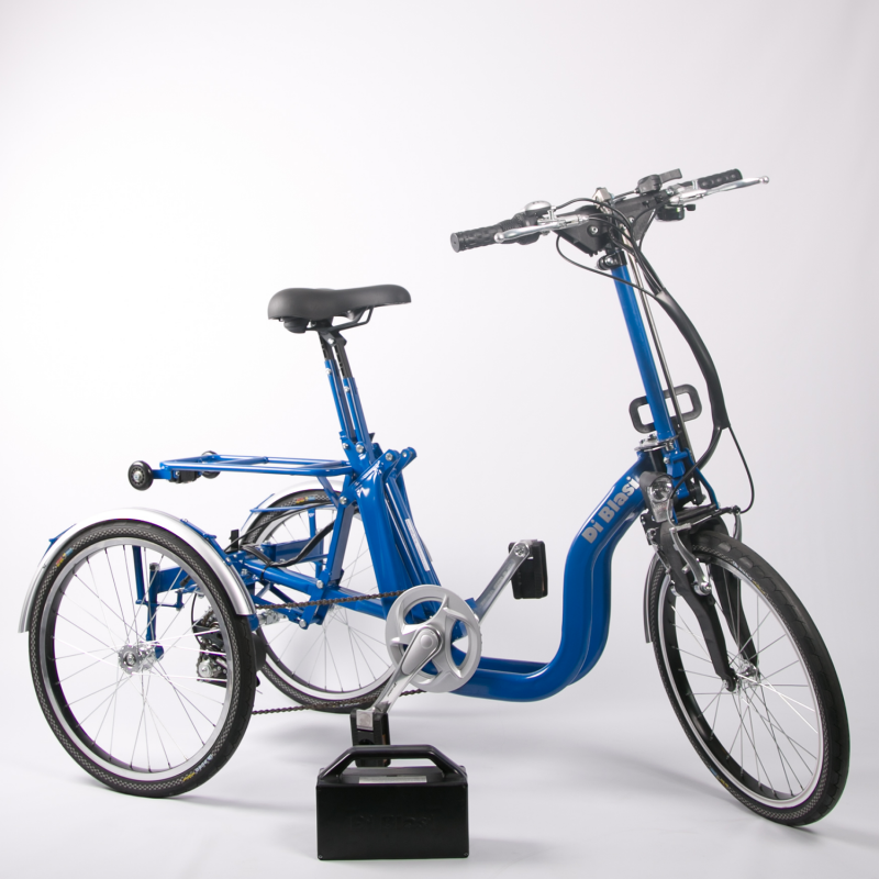 Tricycle pliant - Di Blasi