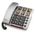 Télephone filaire bigtel 40 - Amplicomms