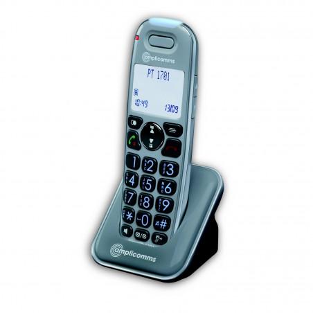DISPO DEBUT 2017 - Téléphone sans fil PowerTel 1701 - Amplicomms
