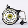 Flasque fauteuil roulant Handi capable