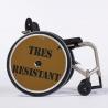 Flasque fauteuil roulant Très résistant