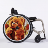 Flasque fauteuil roulant Bear