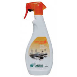 Nettoyant désinfectant surfa'safe Anios