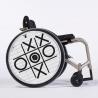 Flasque fauteuil roulant Morpion