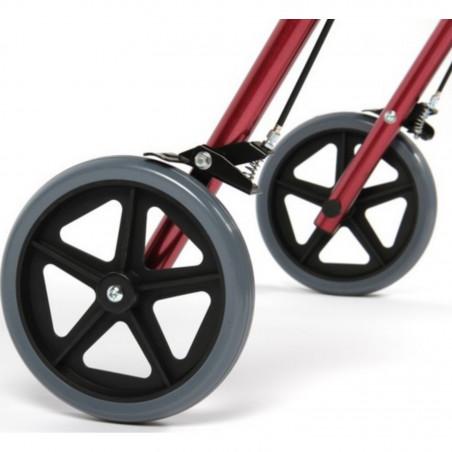 Déambulateur 4 roues Fortissimo