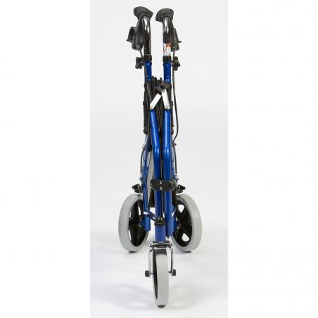 Déambulateur 3 roues Delta aluminium