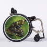 Flasque fauteuil roulant Butterfly