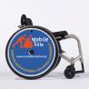 Flasque fauteuil roulant Mobile en ville Bleu