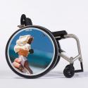 Flasque fauteuil roulant Ice cream