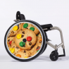 Flasque fauteuil roulant Beautiful cookies