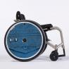 Flasque fauteuil roulant Poche bleue