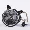 Flasque fauteuil roulant Dentelle