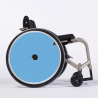 Flasque fauteuil roulant Bleu ciel