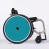 Flasque fauteuil roulant Turquoise