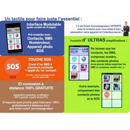 Smartphone initial 35 - Mobiho