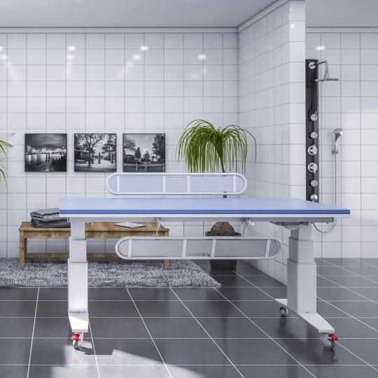 Table de change à hauteur variable électrique Granberg 345