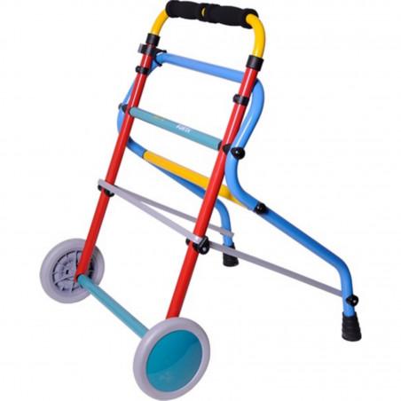 Déambulateur 2 roues enfant ultra léger AIR-N