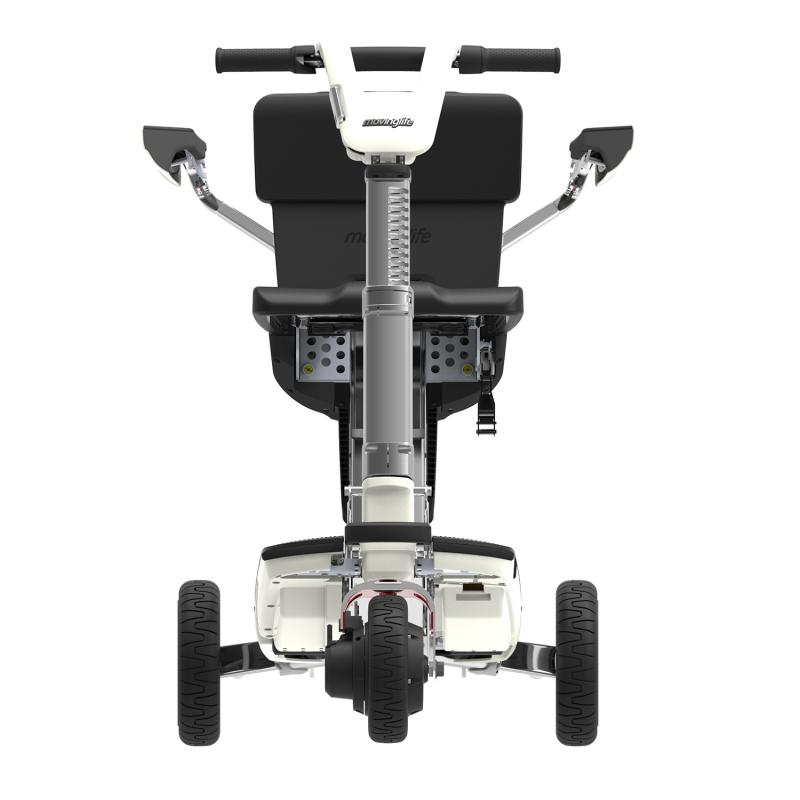 Accoudoirs de scooter ATTO