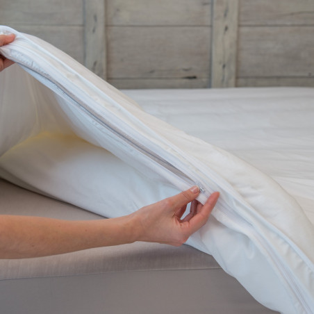 Housse protège couette pour incontinence Dermofresh™